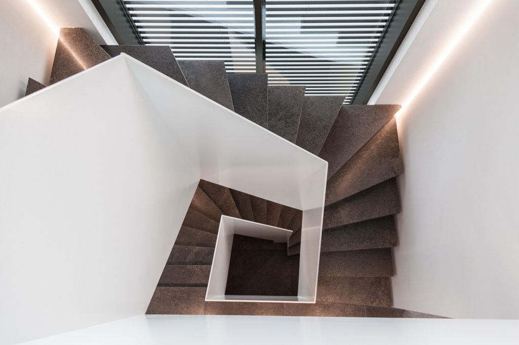 Treppe Wohnhaus